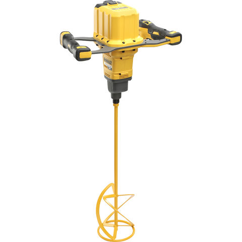 Image of DeWalt XR FlexVolt DeWalt DCD240X2 54V Flexvolt Paddle Mixer With 2 x 9Ah Batteries