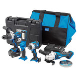 Draper *7/D20 D20 20V Workshop Power Tool Kit (8 Piece)