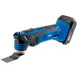 Draper D20 20V Oscillating Multi Tool with 2Ah Battery and Charger