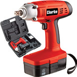 Clarke CIR220 24V Cordless Impact Wrench