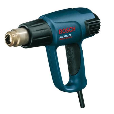 Image of Machine Mart Xtra Bosch GHG660LCD Heat Gun (230V)