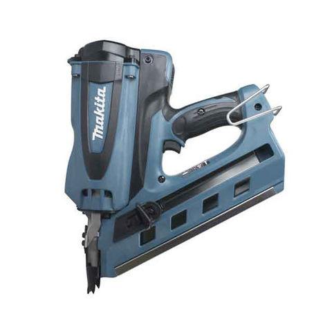 Image of Makita Makita GN900SE 90mm Gas Framing Nail Gun