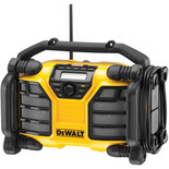 DeWalt DCR017 XR Li-ion DAB Digital Worksite Radio