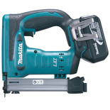 Makita DST221RMJ 18V LXT Stapler with 2x4.0Ah Batteries