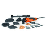 Fein FMM350QSL 350W MultiMaster Top Oscillating Multi Tool Kit (230V)
