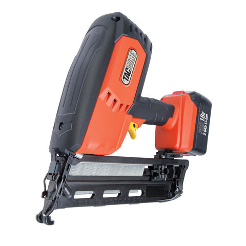 Image of Tacwise Tacwise 18V 16G Inclined Finish Nailer with 2x2.0Ah Batteries