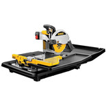 DeWalt D24000 250mm Wet Tile Saw (230V)