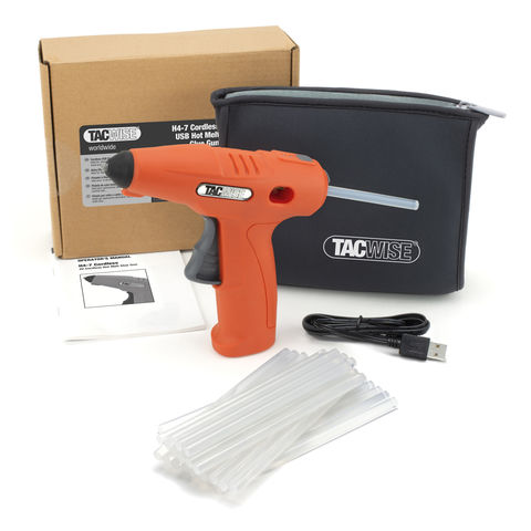 Image of Tacwise Tacwise 4V/7mm DIY Cordless Glue Gun