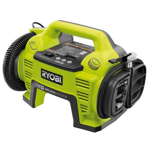 Image of Ryobi One+ Ryobi One+ R18I-0 18V Cordless Inflator (Bare Unit)