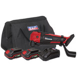 Sealey CP20VMTKIT Cordless Oscillating Multi-Tool Kit 20V - (2 Batteries, Charger & Bag)