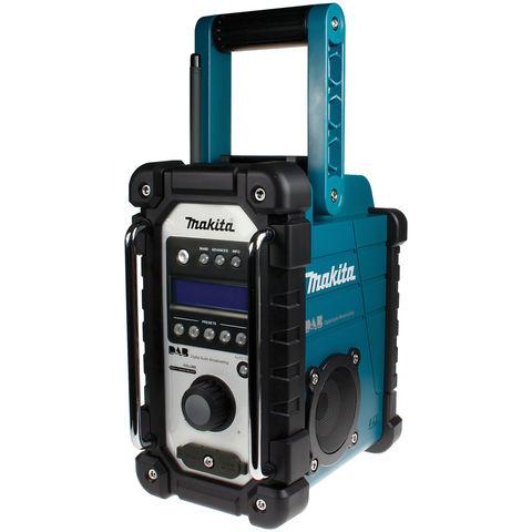 Makita Dmr104 Dab And Fm Job Site Radio Stereo Machine