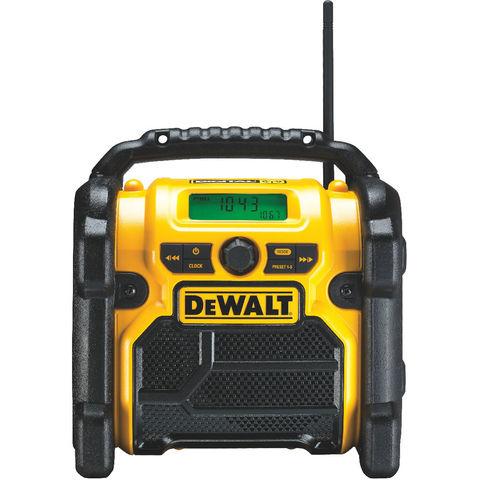 DeWalt DeWalt DCR020 Compact DAB Site Radio