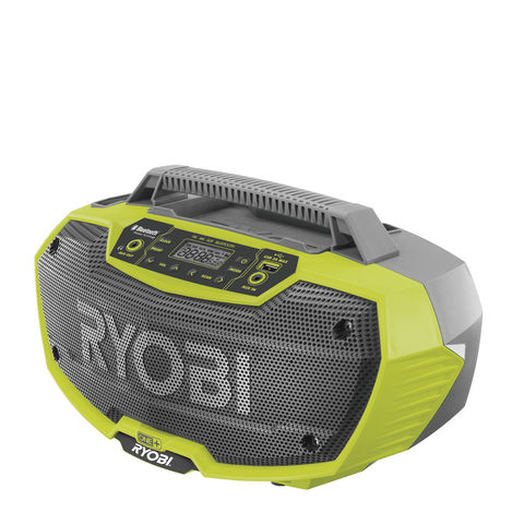 Image of Ryobi One+ Ryobi One+ R18RH-0 18V Cordless Bluetooth Stereo (Bare Unit)