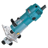 "Makita 3707F 1/4"" Laminate Trimmer with Light"