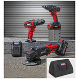 Sealey CP20VCOMBO1 3 x 20V Cordless Power Tool Combo Kit