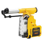 DeWalt D25303DH 18V Cordless Rotary Hammer Dust Extraction System