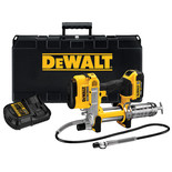 DeWalt DCGG571M1 Grease Gun 18V With 1 Battery