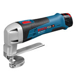 Bosch GSC 10.8 V-LI Professional Cordless Metal Shear with 2x2.0Ah Batteries
