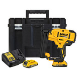 DeWalt DCN681D2-GB 18V XR Li-Ion Brushless 18Ga Narrow Crown Stapler with 2 x 2Ah Batteries