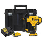 DeWalt DCN682D2-GB 18V XR Li-Ion Brushless 18Ga Dedicated Flooring Stapler with 2 x 2Ah Batteries