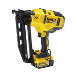 DeWalt DCN660P2 18V XR Brushless 16GA Nailer with 2x5.0Ah Batteries