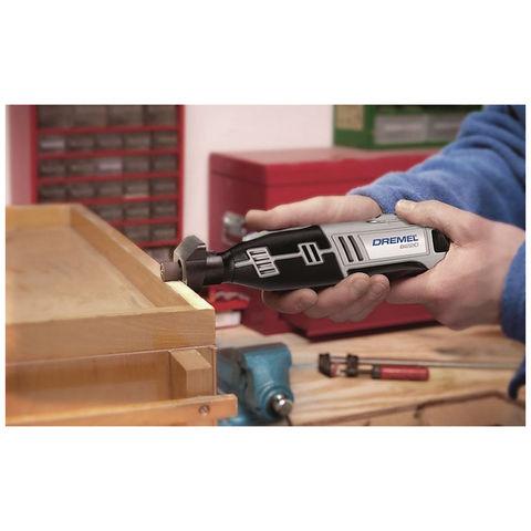 Dremel 8220-2 45 Piece 12V Rotary Multi-Tool Kit 1 x 2.0Ah