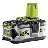 Ryobi RBL18L50 18V 5.0Ah One+ Lithium Ion Battery