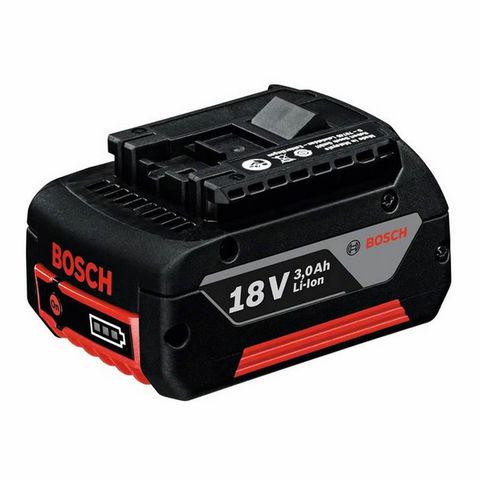 Image of Machine Mart Xtra Bosch 18 Volt / 3.0 Ah Professional Battery