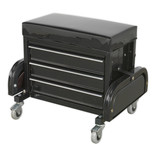 Sealey SCR18 Mechanic's Utility Seat & Toolbox