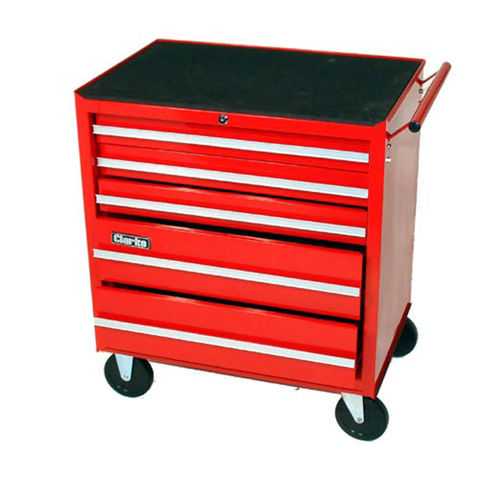 Image of Clarke Clarke CTC105 Professional 5 Drawer Cabinet