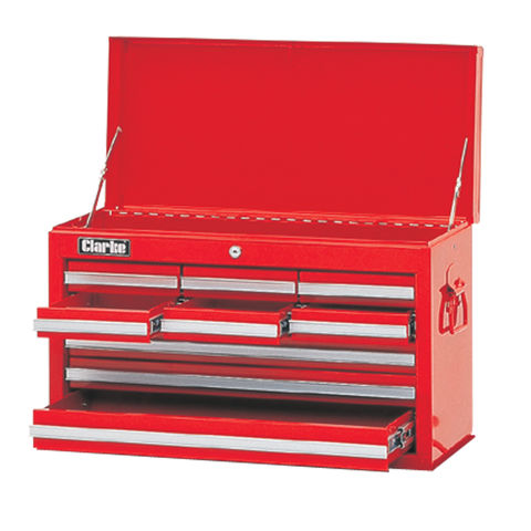Image of Clarke Clarke CTC109 Professional 9 Drawer Tool Chest