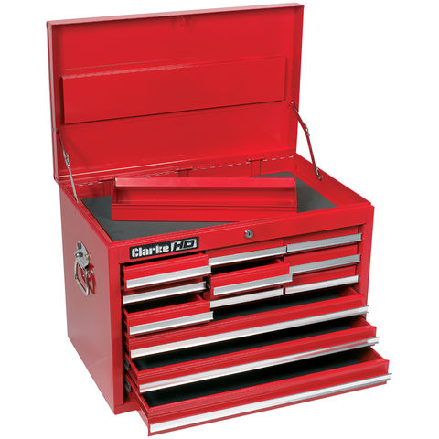 Image of Clarke Clarke CBB312 12 Drawer Tool Chest