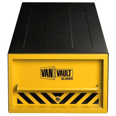 Image of Birchwood Van Vault Slider – Secure Power Tool Storage
