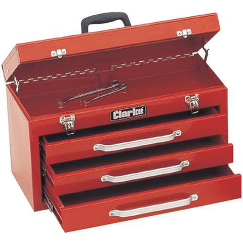 Image of Clarke Clarke CB3 Mechanics' 3 Drawer Chest