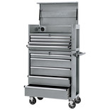 "Draper *TC4C/RC5C/36/G 36"" Combined Roller Cabinet and Tool Chest (9 Drawer)"