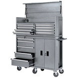 "Draper *TC8C/RC5C/52/G 52"" Combination Roller Cabinet and Tool Chest (13 Drawer)"