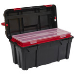 Sealey 580mm Toolbox with Locking Carry Handle