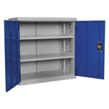 Sealey APICCOMBOH2 Industrial Cabinet 2 Shelf 900mm
