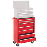 Clarke CTC700B Mechanics' 7 Drawer Steel Tool Cabinet