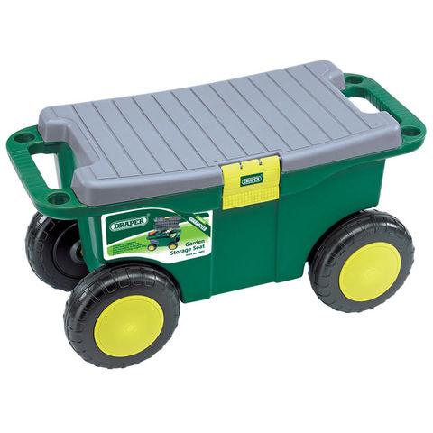 Image of Draper Draper Gardener's Tool Cart and Seat