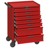 Teng Tools TCW907X 7 Drawer 9 Series Soft Close Roller Cabinet