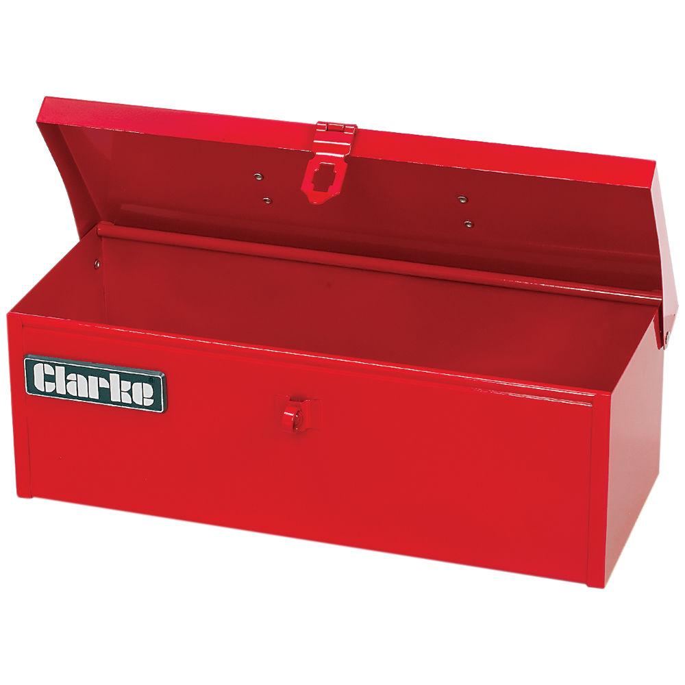 Clarke Ctb100b Lockable Tool Box Machine Mart Machine Mart