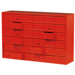 Clarke CTB1000 - 36 Drawer Parts Cabinet