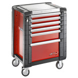 Facom JET.6M3 - 6 Drawer Tool Cabinet (Red)