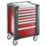 Facom JET.7M3 - 7 Drawer Tool Cabinet (Red)