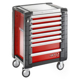 Facom JET.8M3 - 8 Drawer Tool Cabinet (Red)