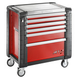 Facom JET.6M4 - 6 Drawer Tool Cabinet (Red)