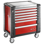 Facom JET.7M4 - 7 Drawer Tool Cabinet (Red)