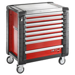 Facom JET.8M4 - 8 Drawer Tool Cabinet (Red)