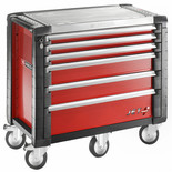 Facom JET.6M5 - 6 Drawer Tool Cabinet (Red)